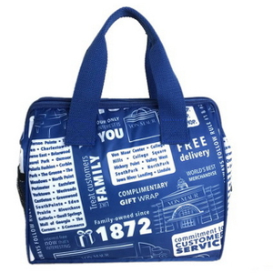 Waterproof Cooler Tote Bags For Weekend Picnic & Hiking With Full Printing And Custom Service