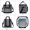 Leakproof 24 Can Soft Tote Cooler Bags With Removable Strap Insulated Material 2019