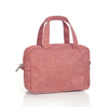 Fashionable Travel Hanging Tote Makeup Cosmetic Toiletry Bag For Women