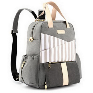 Affordable Baby Backpack Diaper Bags with Changing Pad