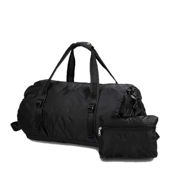 Wholesale Sports Travel Duffle Gym Bag Lightweight Waterproof Collapsible Foldable