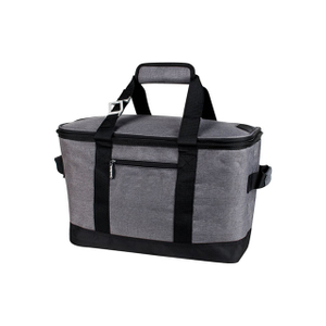 Insulated Cooler Tote Bags For Travel Picnic With Shoulder Strap And Large Capacity