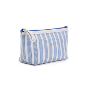 Fashionable Cosmetic Makeup Bag With Zipper For Bridal Party