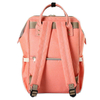 Fashion Mummy Baby Nappy Bag/Pink Travel Diaper Bag Backpack