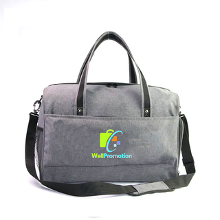 Large Capacity Gym Sports Travel Duffel Bag Durable Professional With Secret Compartment