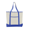 Reusable Canvas Shopping Tote Bags With Custom Service